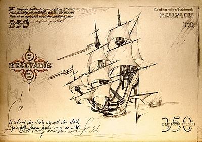 Fliegende Holländerin 350.IV - REALVADIS by Bill d'Amacha